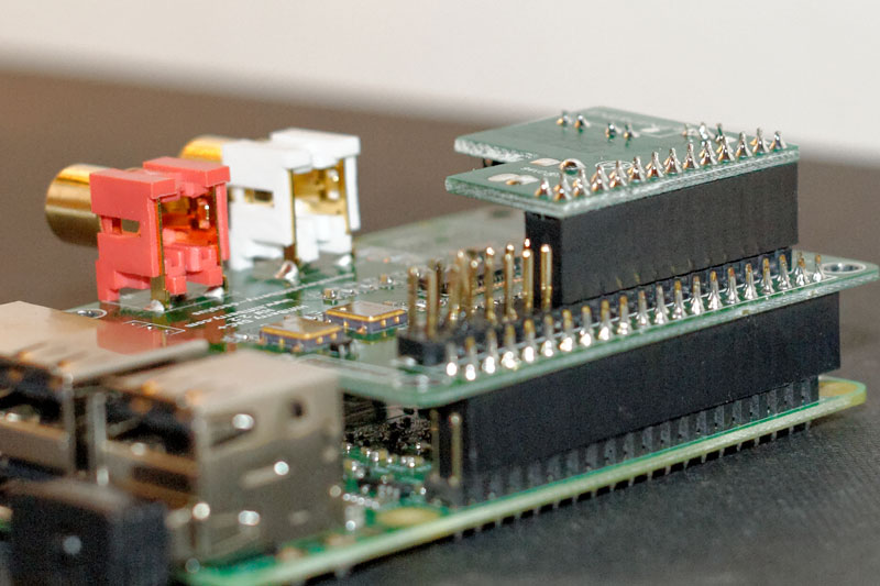Resolved] RPI 2B with Hifiberry DAC+ and IR ener314-ir : Diy